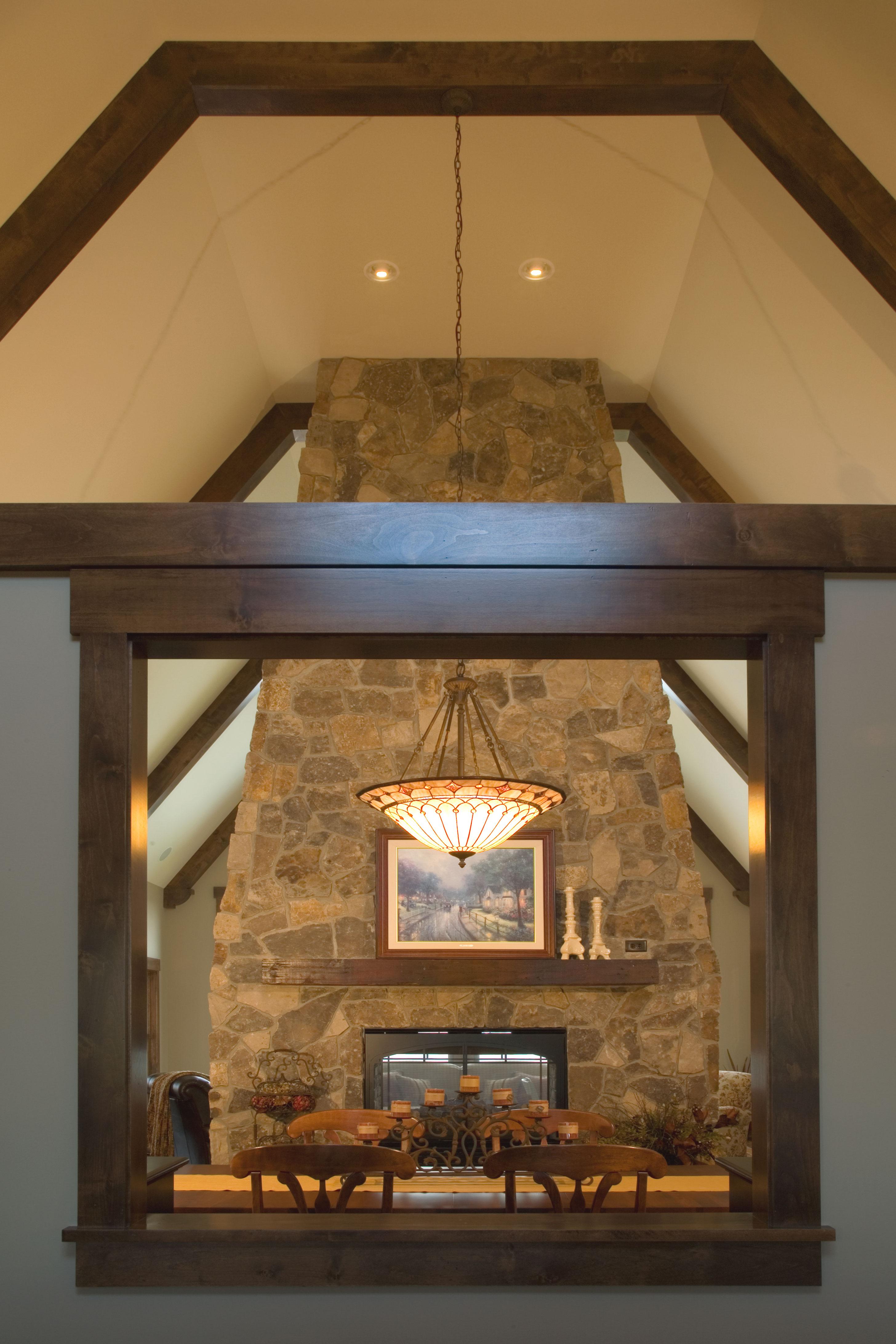 Fireplace Detail Prior Lake Lodge