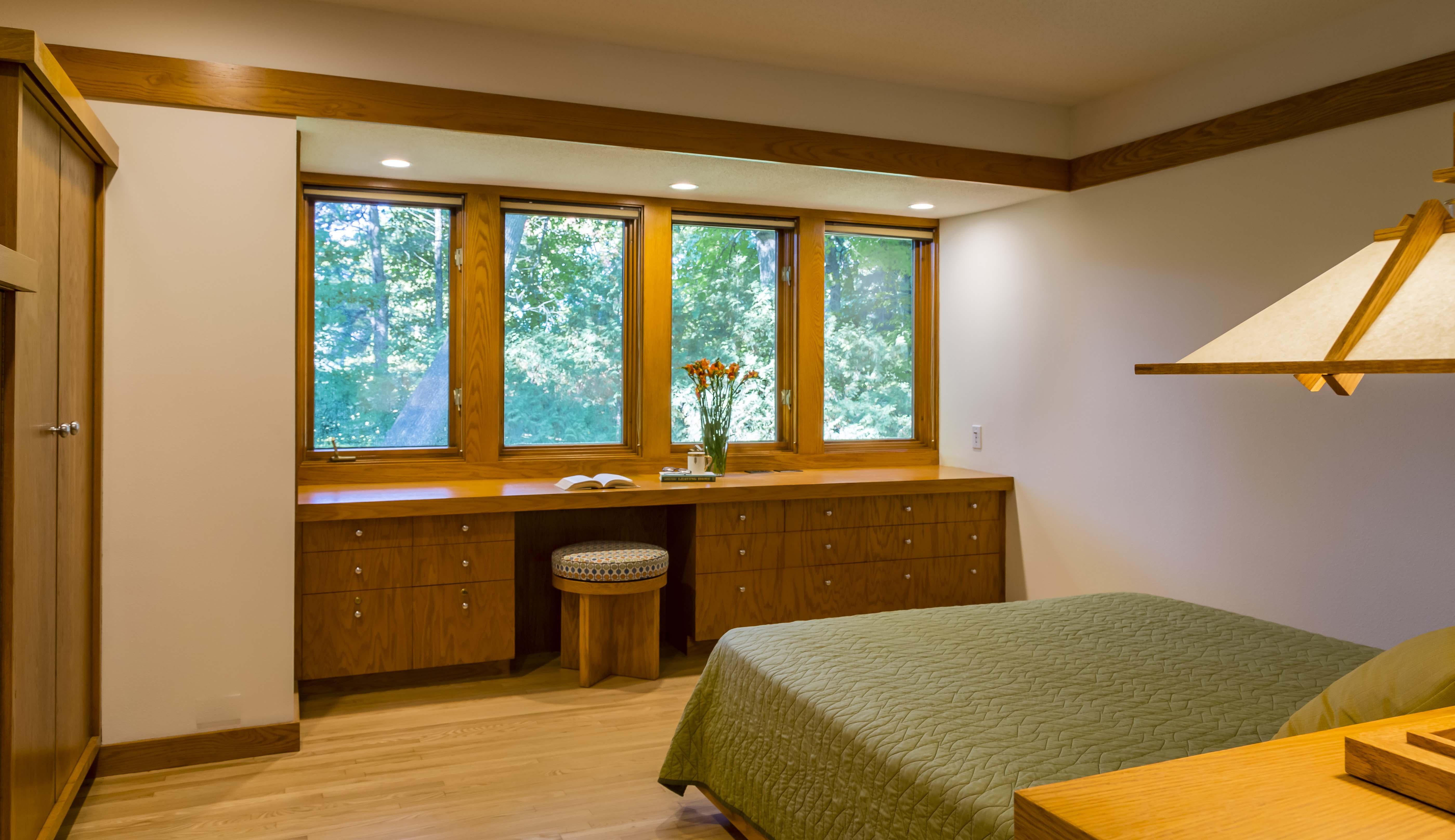 Bed 2 Prairie School Restoration