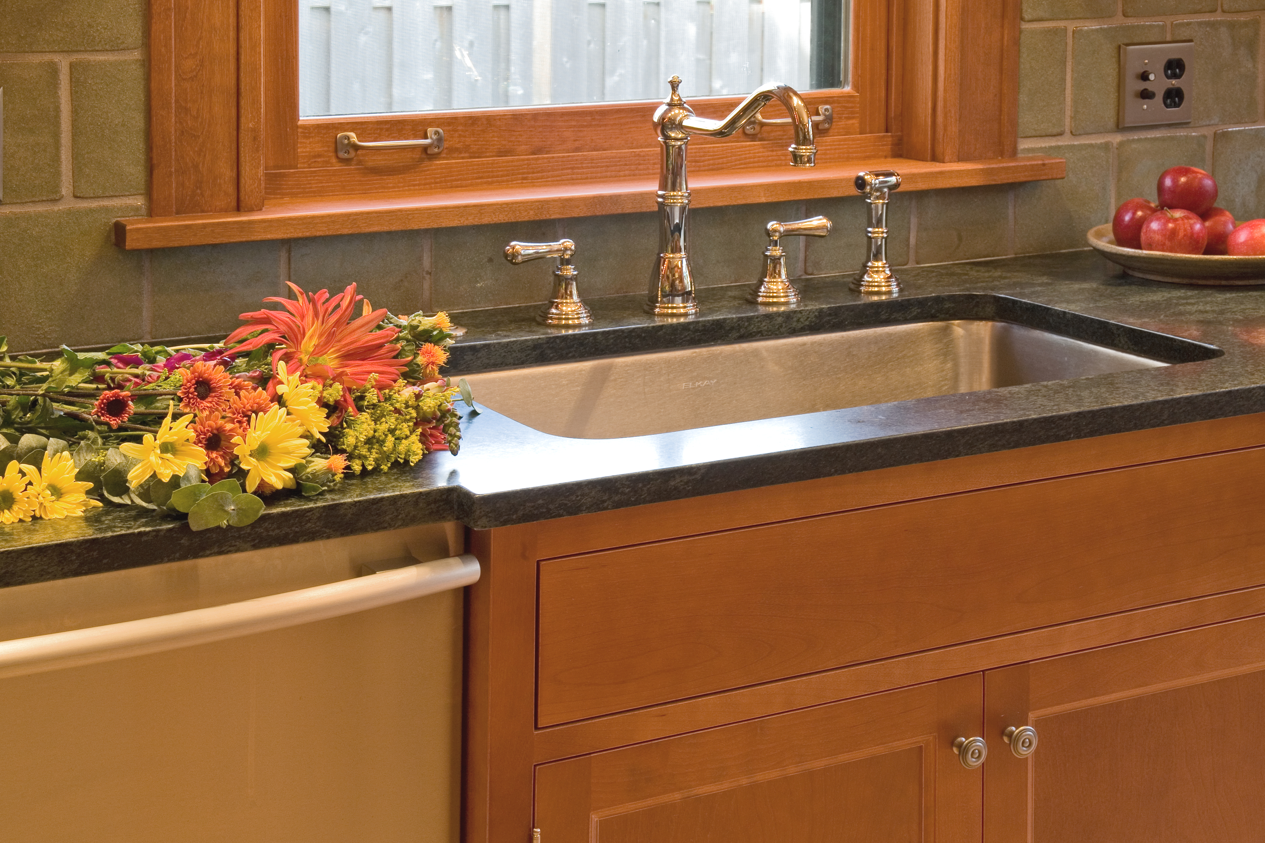 Sink Crocus Hill Kitchen