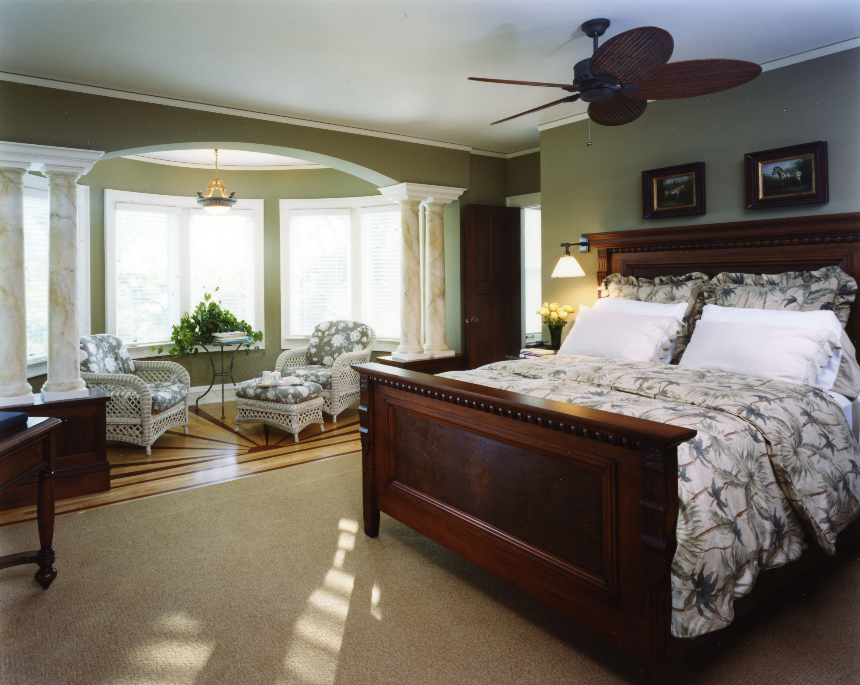 Master Bedroom Lake of the Isles