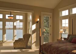 Master Bedroom Prior Lake Lodge