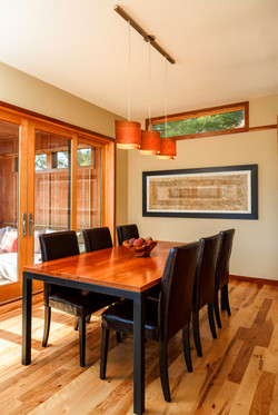 Dining Room Lakefront Modern