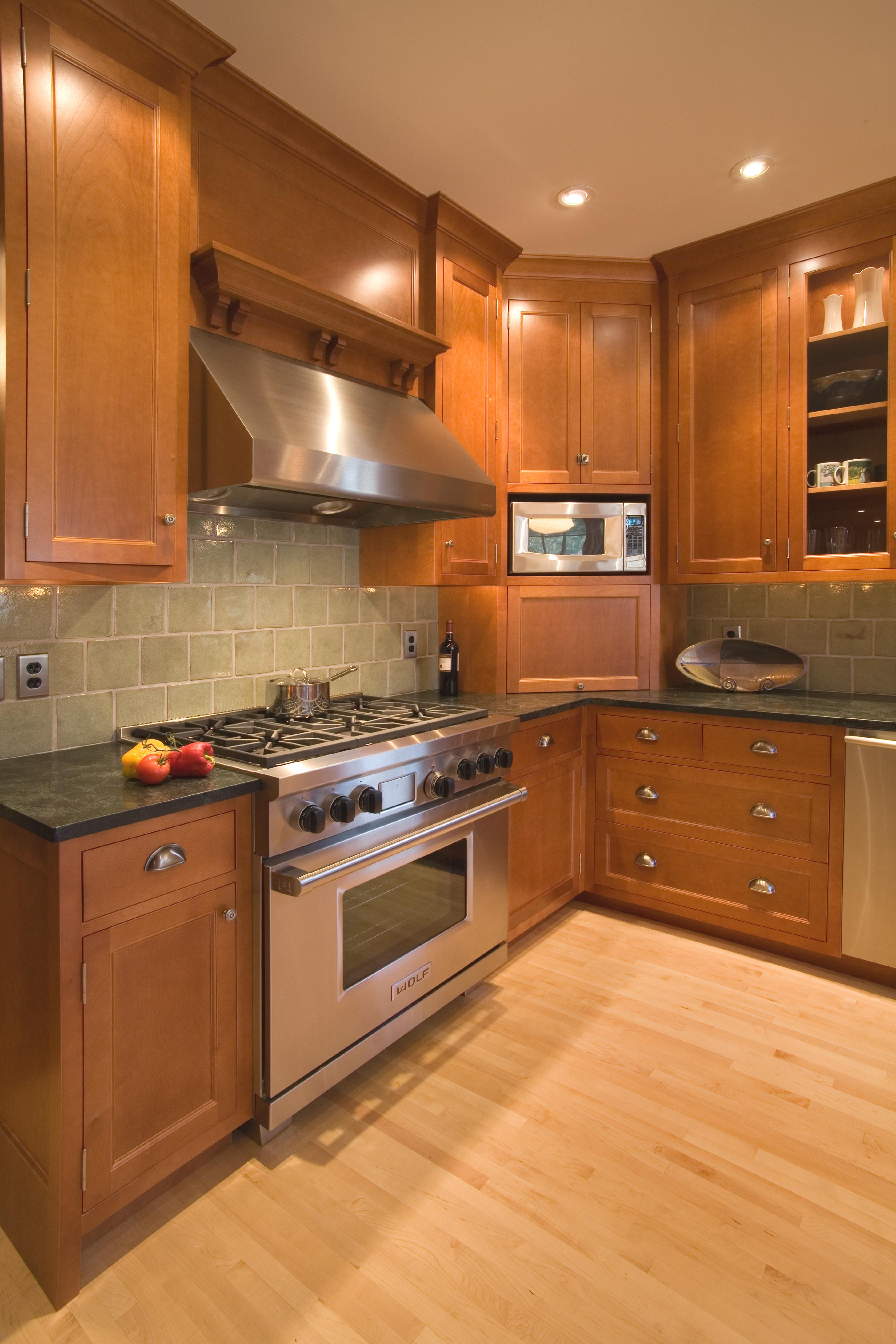 Stove Crocus Hill Kitchen
