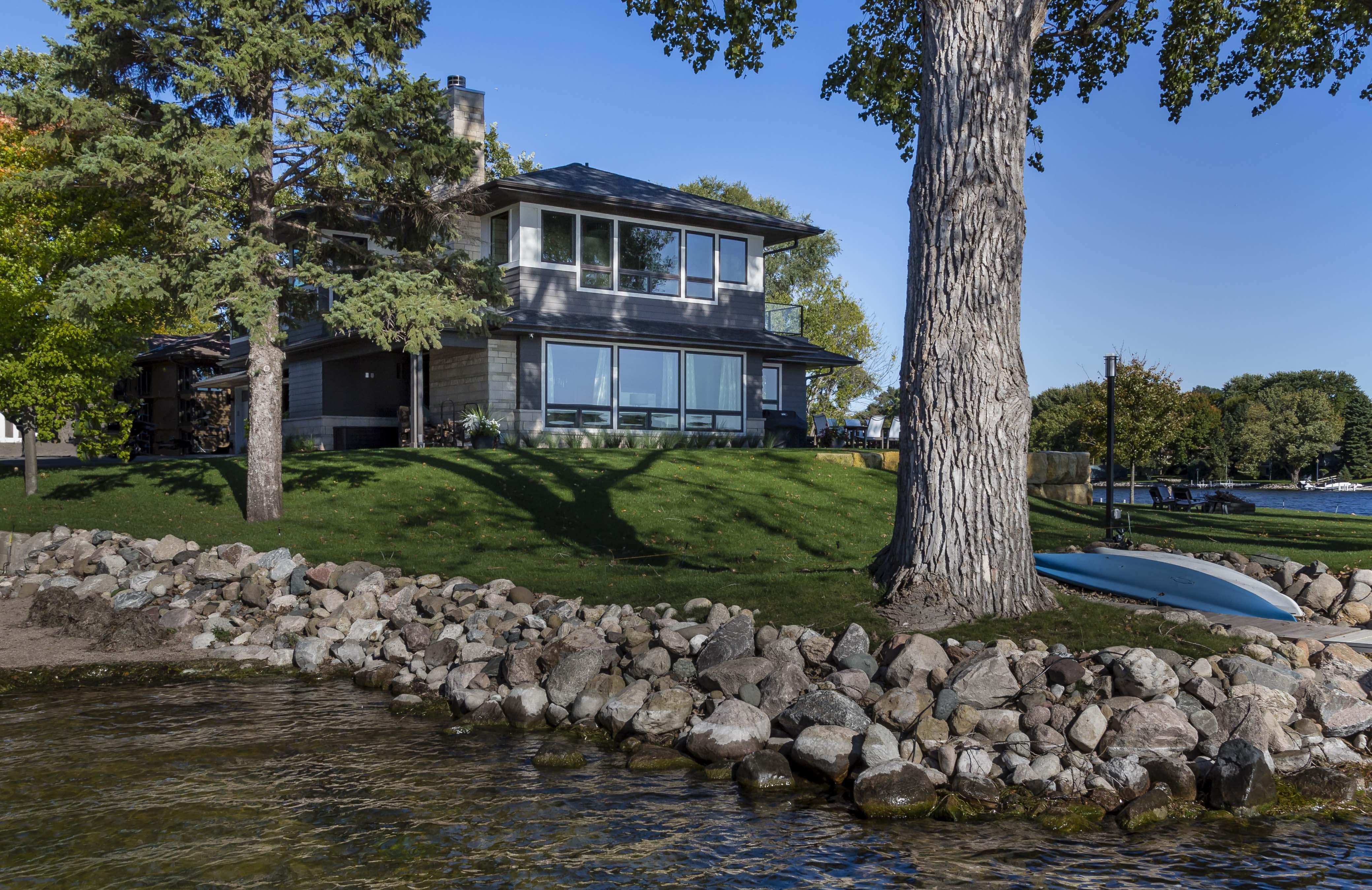 Lake View Prior Lake Modern