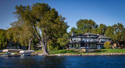 Lake Front Modern