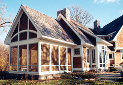 Porch Exterior Willowood Estate