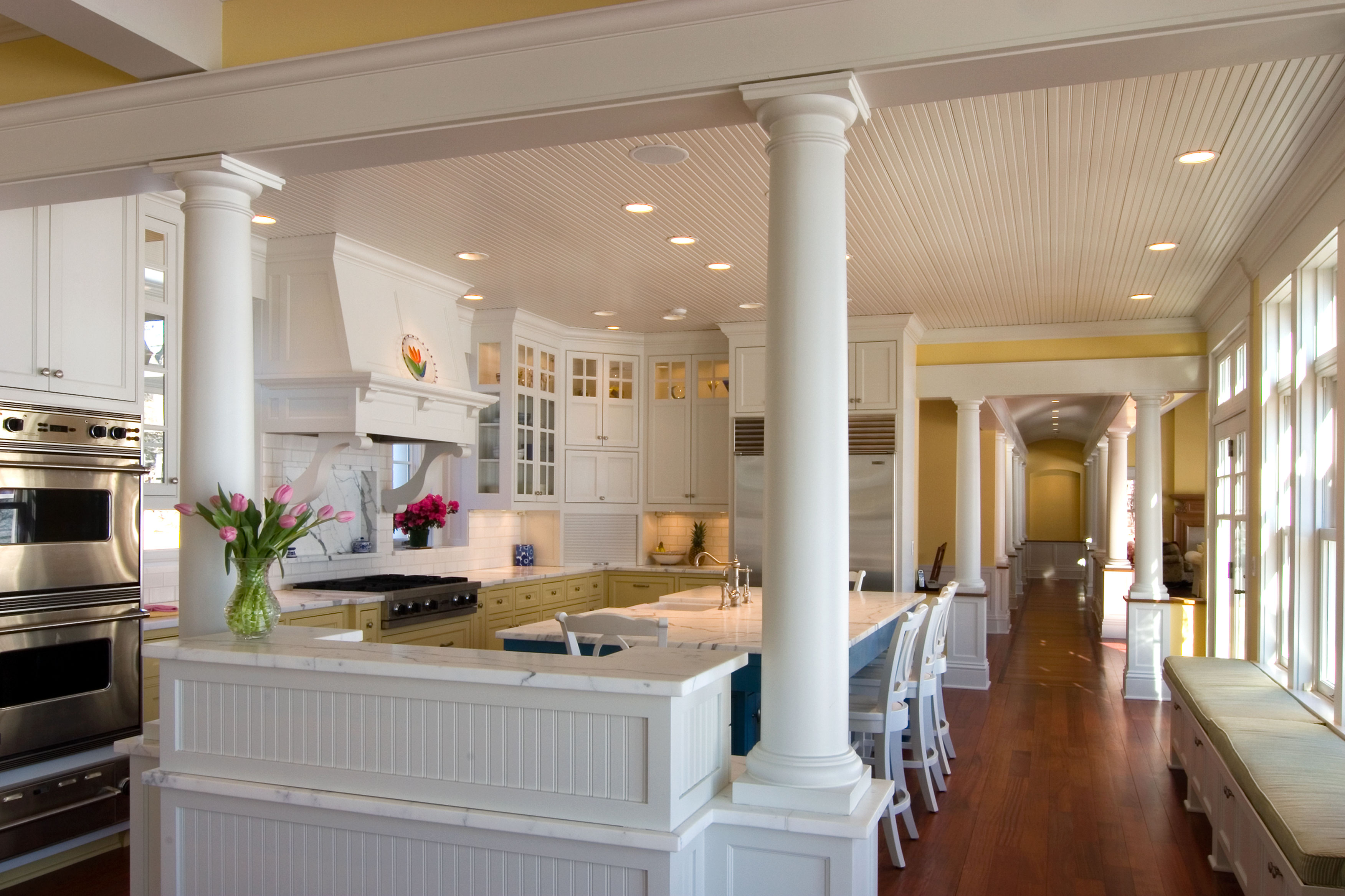 Kitchen North Oaks Lake Home