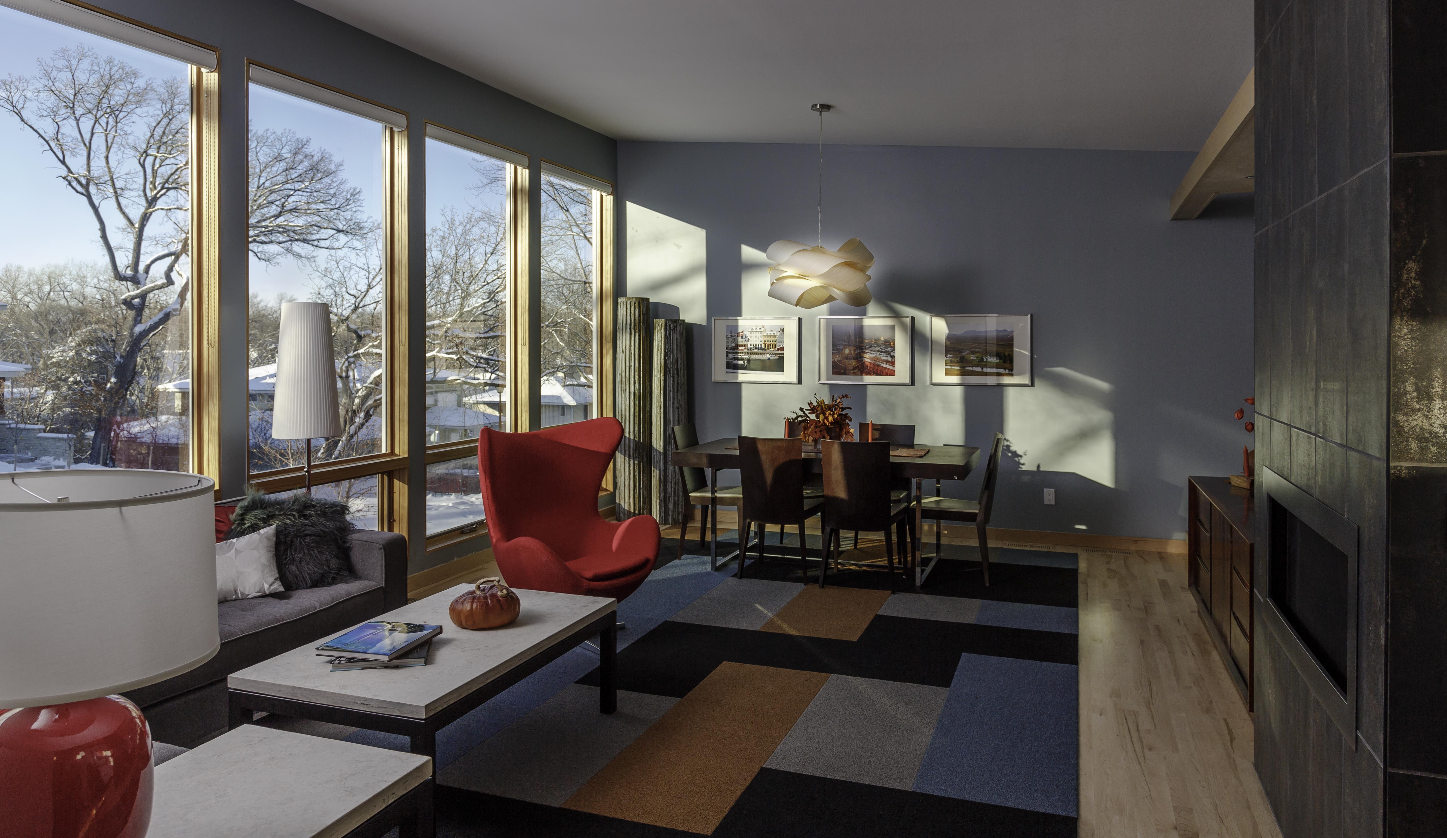 Living Room Morningside Modern