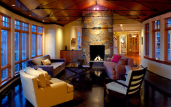 Living Room Willowood Estate