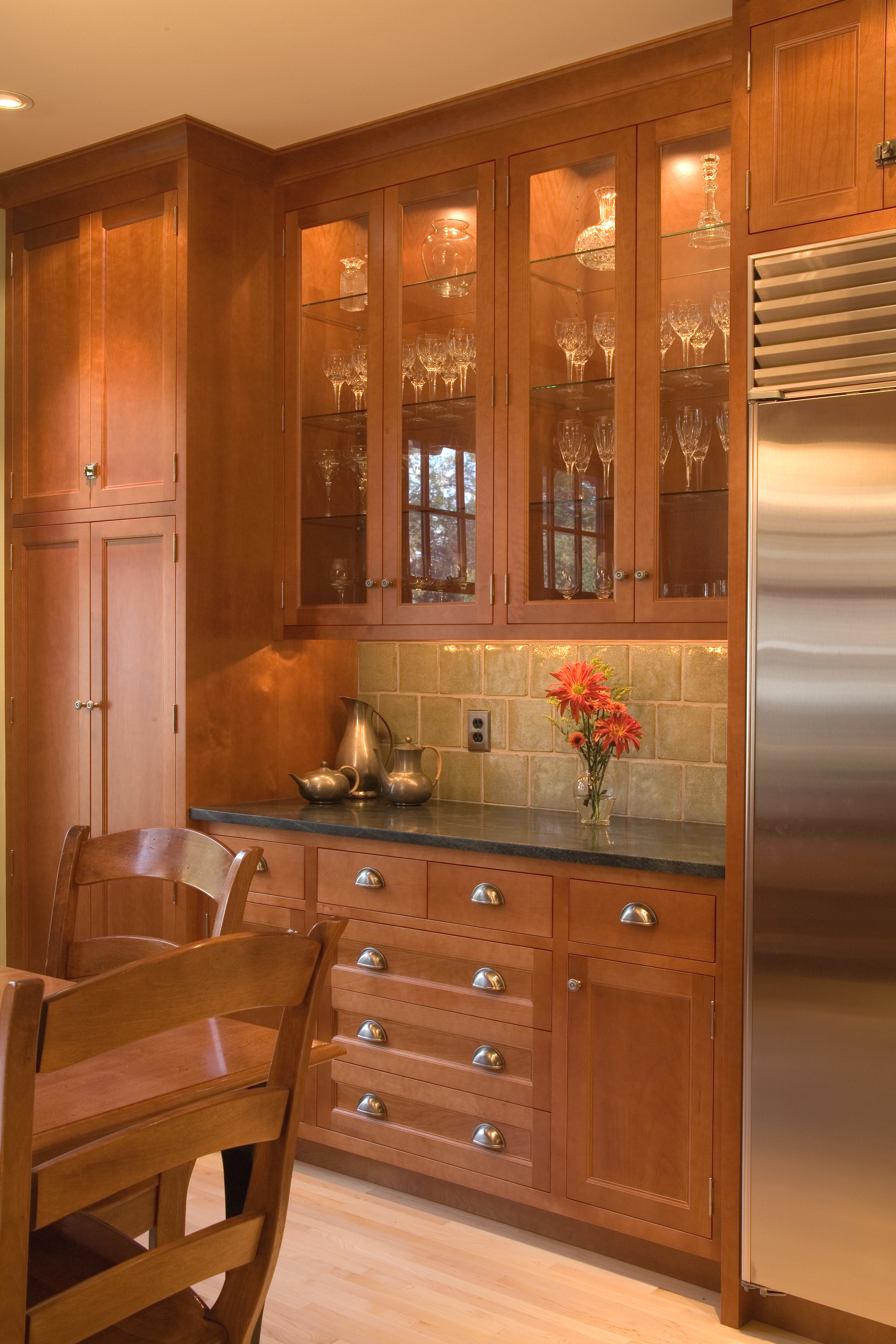 Detail Crocus Hill Kitchen