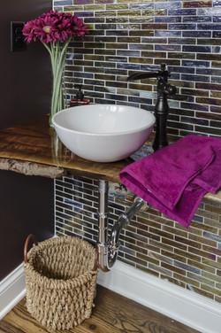 Bathroom Sink Sunset Oaks