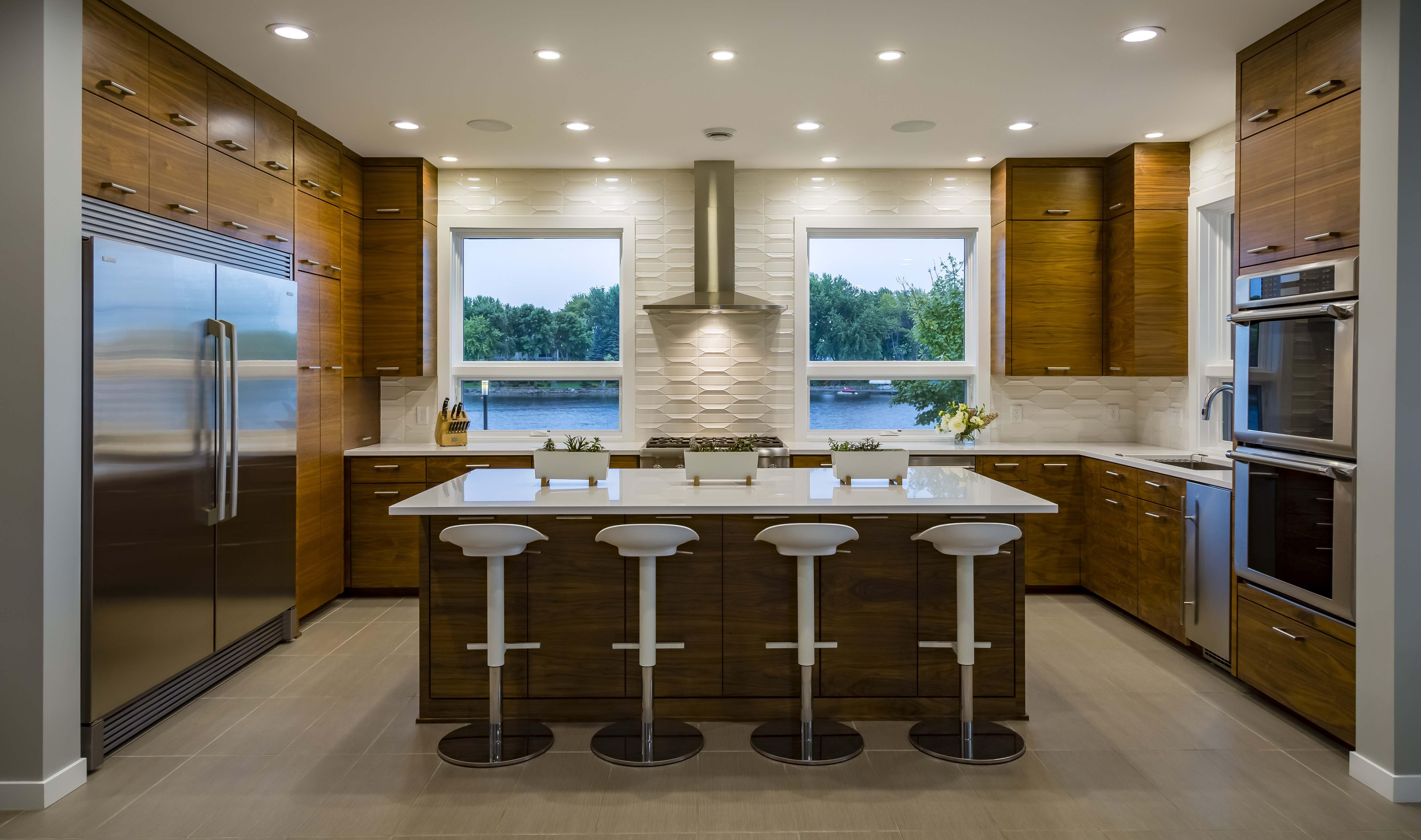 Kitchen Prior Lake Modern