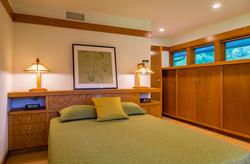 Bedroom Prairie School Architecture