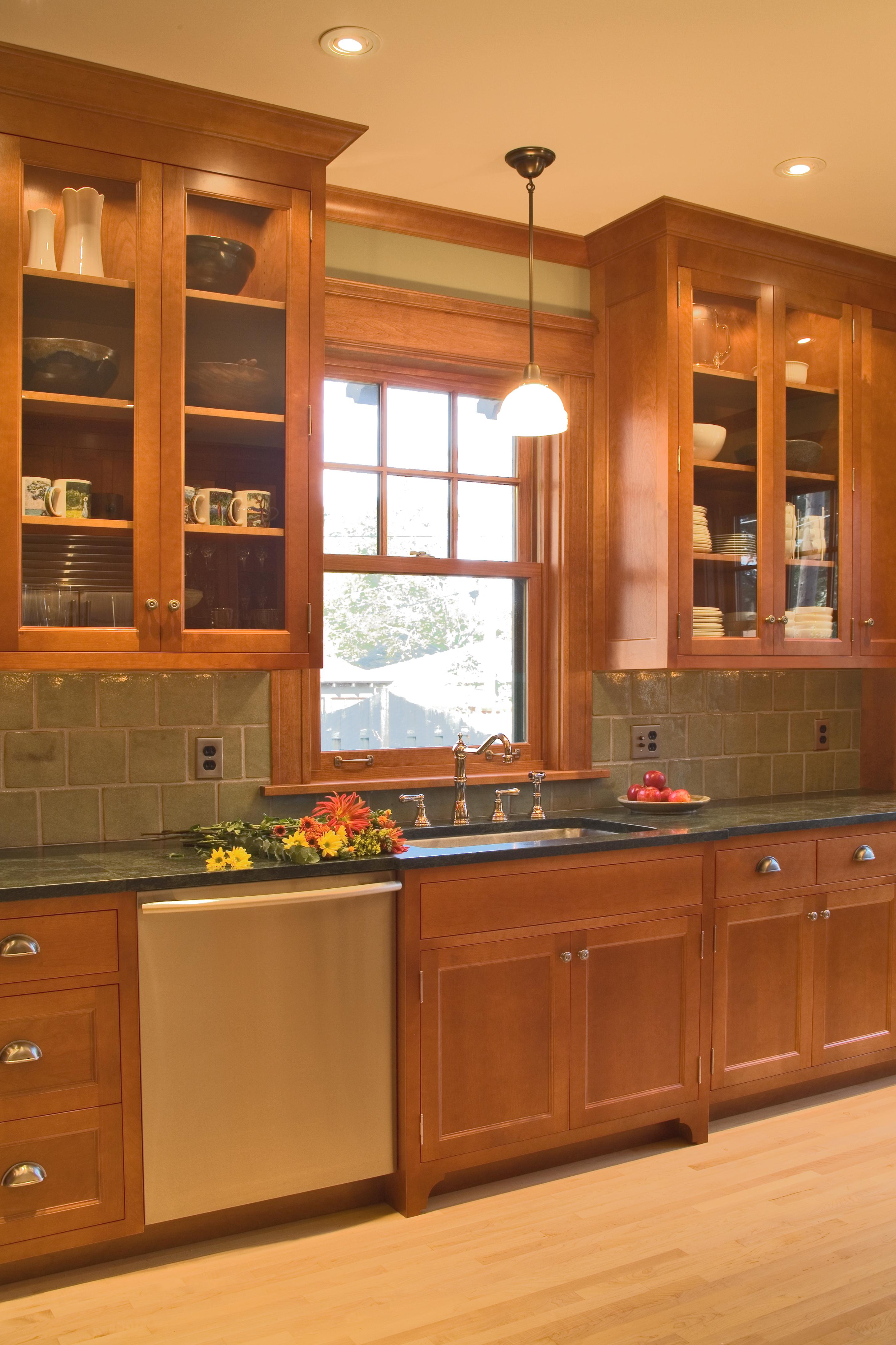 Window Crocus Hill Kitchen