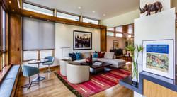 Living Room Minnehaha Modern