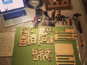 Printrbot Simple Assembly