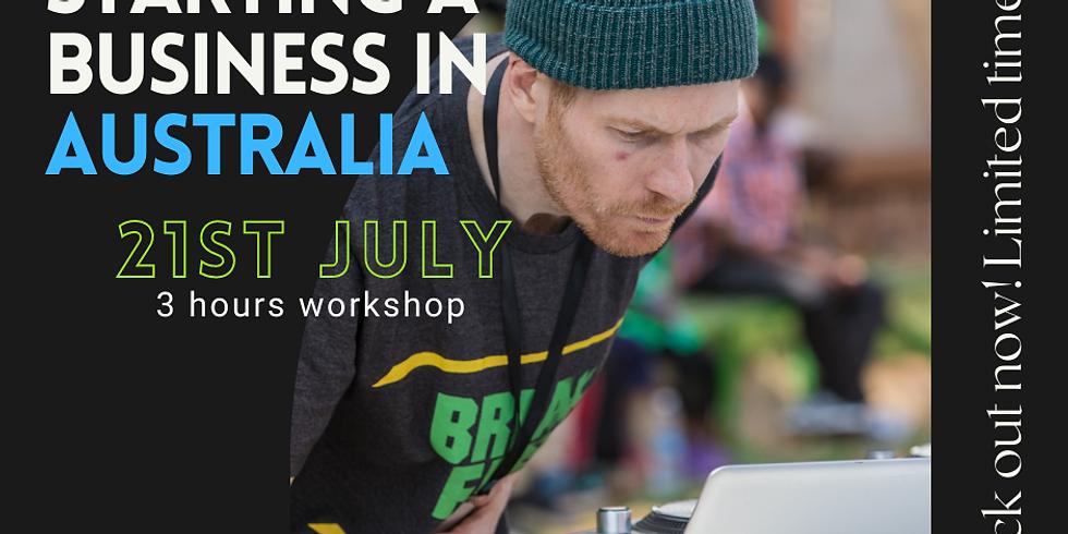 Startup Australia