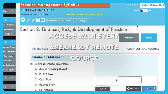 Practice Management DIGITAL SYLLABUS [30-day Access]