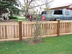 Kiwi Fencing and Construction Fences page