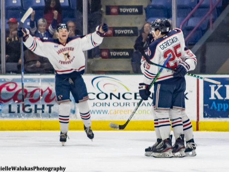 Tomahawks Look to Continue Perfect Home Record vs Generals
