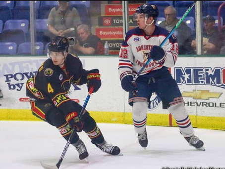 Maryland Gets Revenge, Evens Series 1-1 With Tomahawks