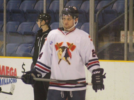 Former Tomahawks' Defensman Signs ECHL Contract with Adirondack