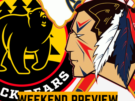 (Updated)Tomahawks Battle Black Bears This Weekend On Home Ice - Johnstown Makes Trade With Amarillo