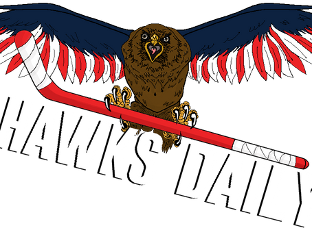 TheTomablog is now Hawks-Daily