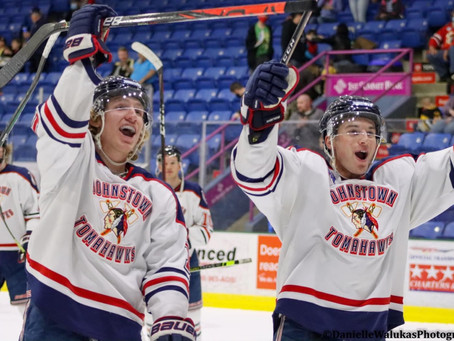 Tomahawks Withstand Late Period Surge To Force Game Five Saturday Night
