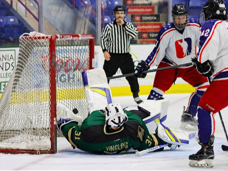 First Annual Johnstown Veterans Day Ice Hockey Tournament Sees Tons of Action