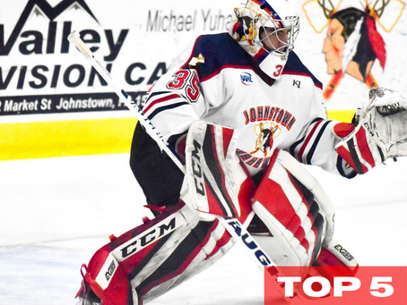 Writer vs Fan: Tomahawks Top 5 Goalies of All-Time