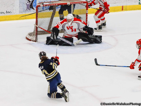 Bishop McCort and Westmont Victorious in Day Four of the LMHL Playoffs