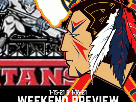 Tomahawks vs Titans Weekend Preview - Trades, Tenders, and More!