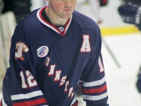 Former Tomahawk Romano signs ECHL Contract