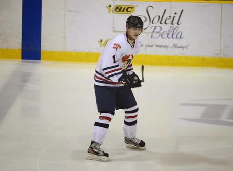Classic Post #2: Matt Williams Faces His Toughest Opponent Off the Ice