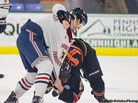 Tomahawks Take To The Road For The Last Time This NAHL Season