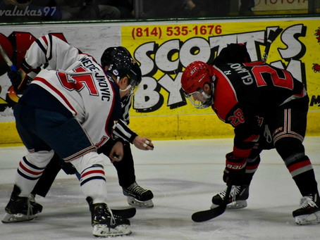 Johnstown Tomahawks Back in Action This Weekend With A Surprise Home Series vs The New Jersey Titans