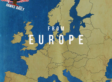 Europe to Johnstown