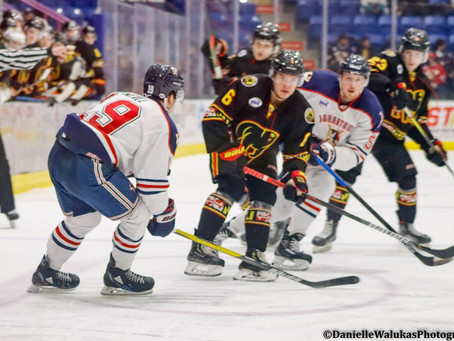 Tomahawks Head to Maryland Looking for Second Straight Sweep