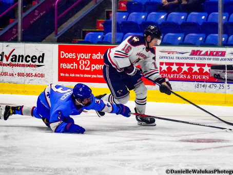Johnstown Battles Against Maine For Last Time This Regular Season - Weekend Preview