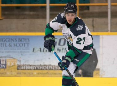 Sean Ramsay Johnstown Tomahawks 2021 NAHL Draft Pick
