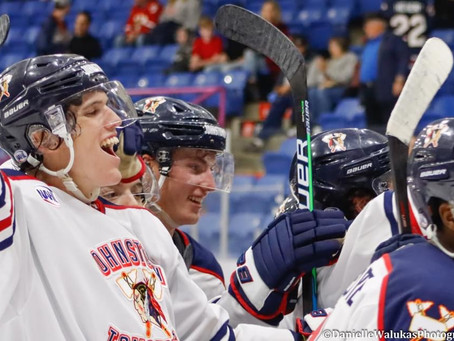 Post-Game Report #11 - Tomahawks Sweep Nordiques, 5-2