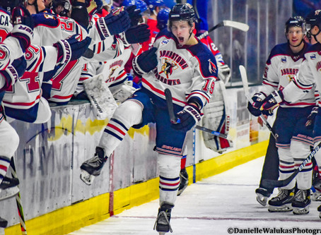 Tomahawks Still Undefeated in Regulation After Another 3/4 Point weekend