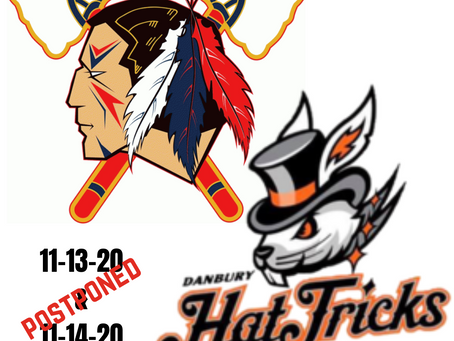 Weekend's Games Postponed Again; Hawks to Play Free Scrimmage Game This Friday