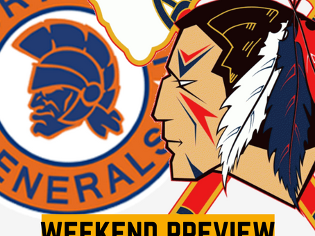 Annual New Year's Eve Game Different This Year (New Tender and Alumni News) - Weekend Preview