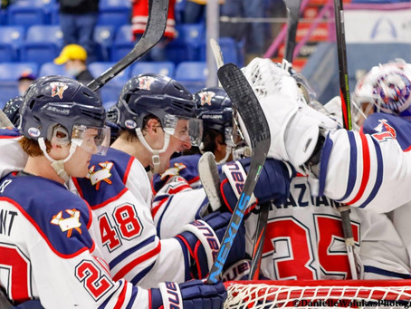 Tomahawks Offense Explodes For 15 Goals in Last Weekend's Pair Of Games