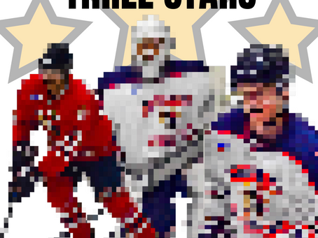 Three Stars of the Weekend vs New Jersey Titans