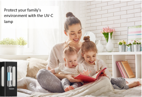 Stay protected with UV-C products