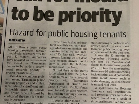 CALL FOR MOULD TO BE A PRIORITY