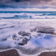 """Porthleven Beach 4"""